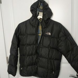North Face Boys Reversible Jacket L 14/16